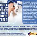 Conheça todas as informações que precisamos saber sobre a Gripe Tipo A (Vírus Influenza H1N1)