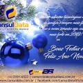 Boas Festas e Feliz 2019! São os votos da Equipe ConsulData aos parceiros, clientes e fornecedores. Confira o expediente: