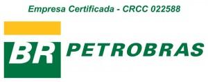 A empresa possui o próprio CRCC emitido pela Petrobras