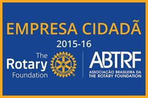 As empresas doadoras passam a usar o selo da ABTRF