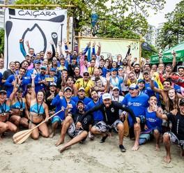 ConsulData patrocina etapas santistas do Campeonato Paulista de Va'a e de Canoagem Oceânica